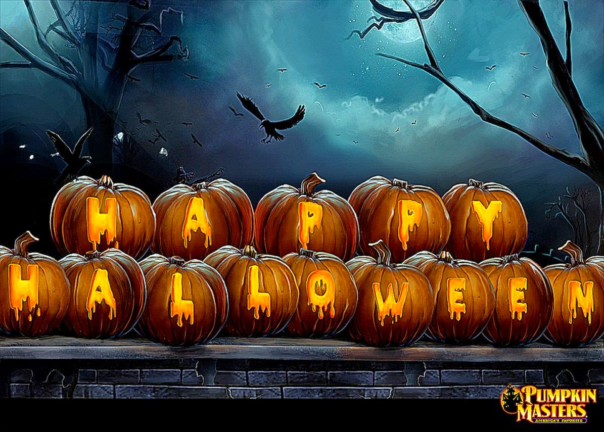 Free Halloween Desktop Wallpapers  Halloween Carving Designs