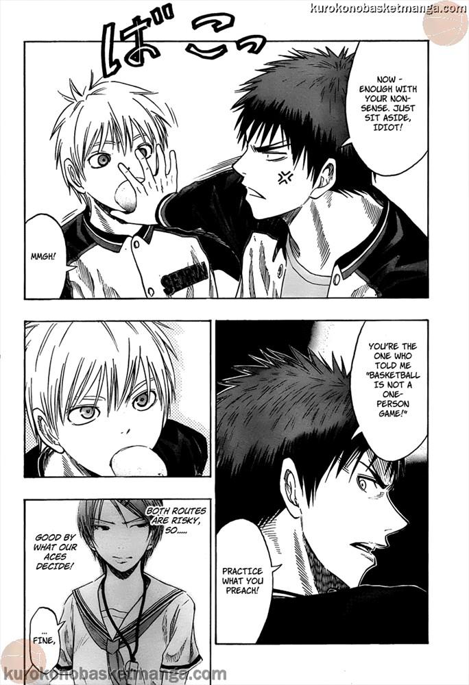Kuroko no Basket Manga Chapter 48 - Image 14