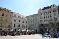 La Plaza principal, la Hlavné Naméstie