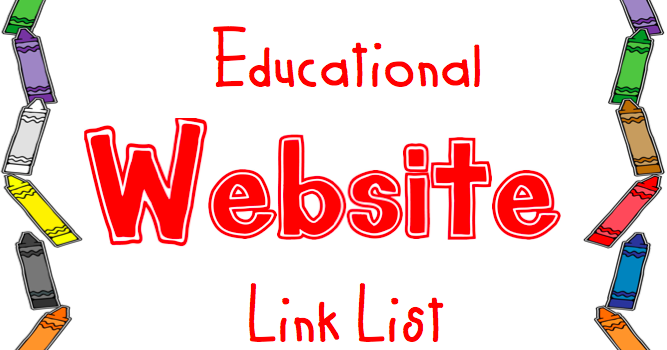 What the teacher wants website list