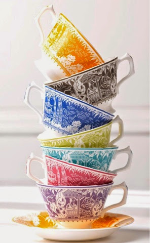 Love this #33: Mikado teacups (and saucers)