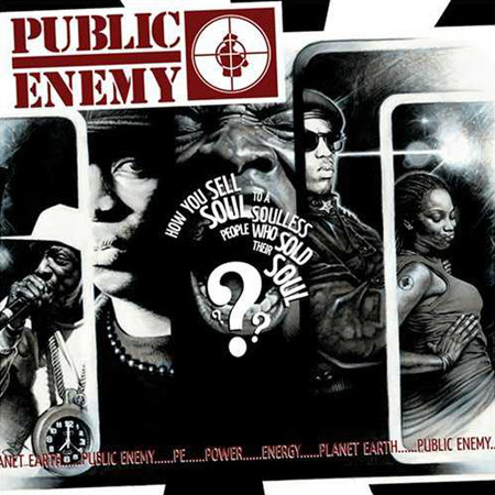 Public Enemy – Harder Than You Think Lyrics