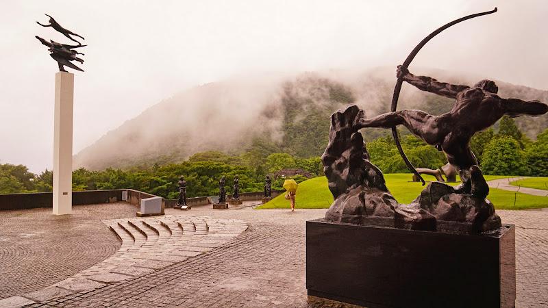 箱根 彫刻の森美術館 写真1