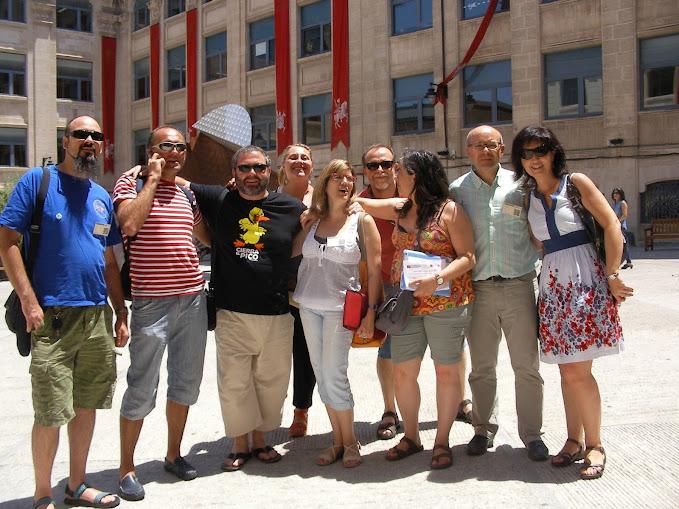 Claustro tuitero en #novadors12