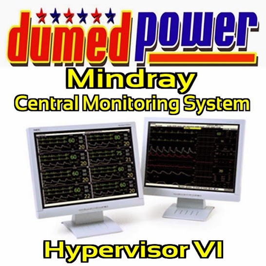 Mindray-Central-Patient-Monitoring-System-Hypervisor-VI-Made-in-China