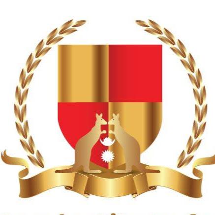 Logo của học viện HIBT - Học viện Kinh doanh và Công nghệ Hamro