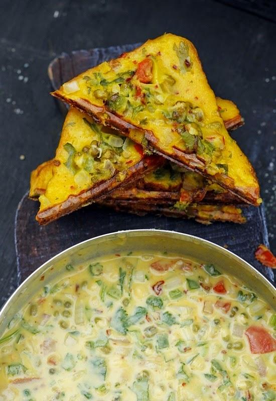 Recipe | Healthy breakfast sandwich recipe