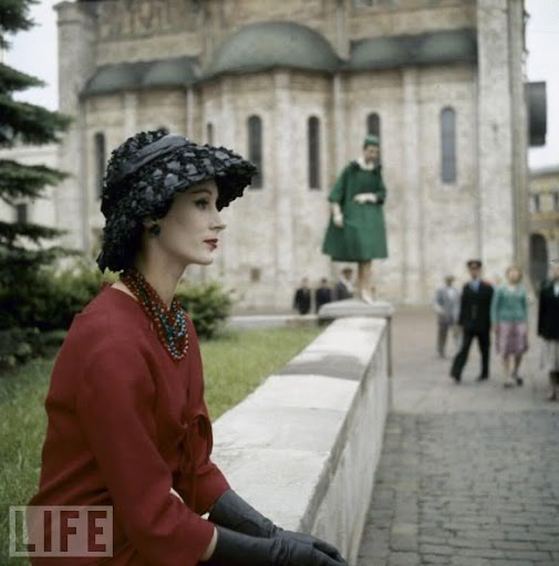 Dior in the Soviet Union (Moscow City)