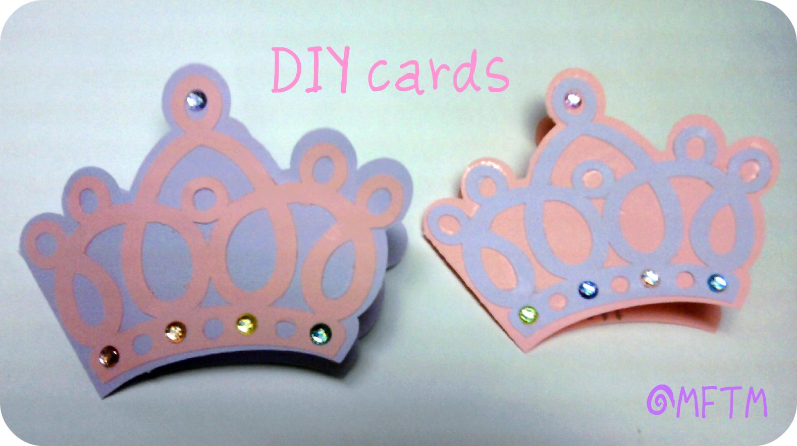 Princess Party Invitations - Mine for the Making