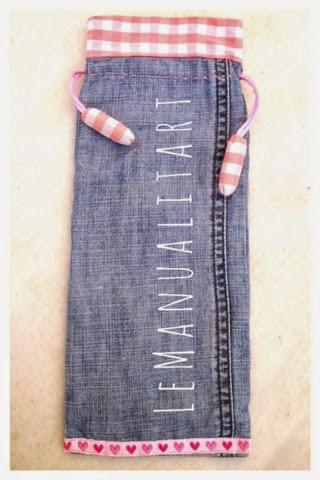 Costura creativa handmade: reciclando tejanos