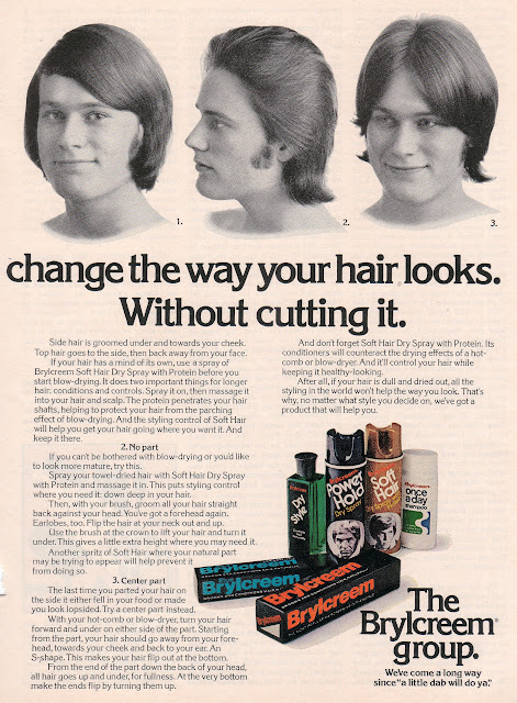 1973 Brylcreem