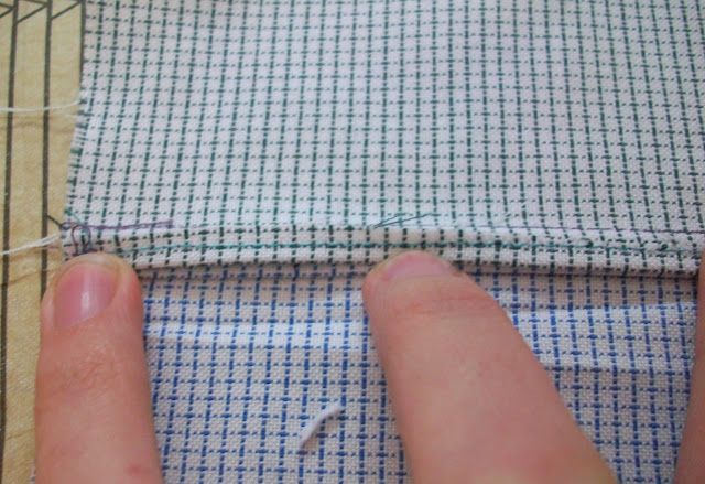 How to Sew a Clean Finish