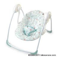 1 Bright Stsrts #: 6957 Sweet Jubilee™ Portable Swing