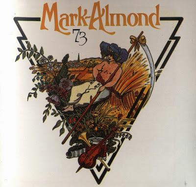 Mark-Almond ~ 1973 ~ Mark Almond '73
