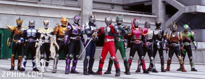 Ảnh trong phim Siêu Nhân Phi Long - Kamen Rider Ryuki 1