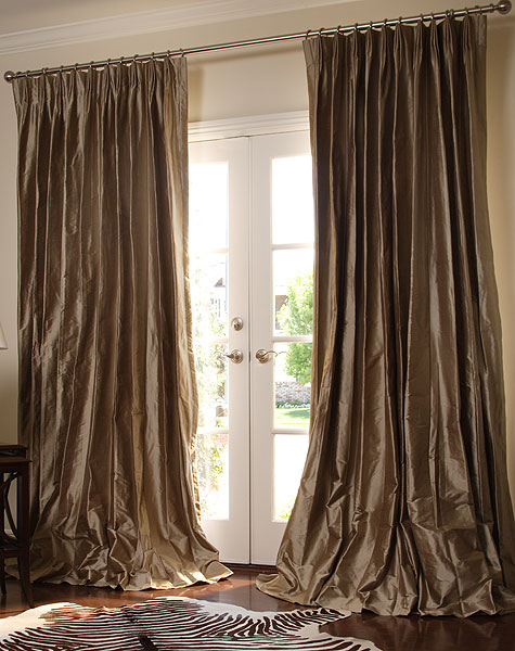 French Country Curtains Design