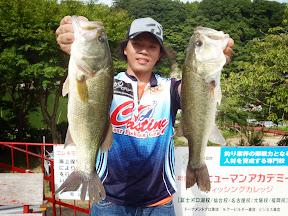 4位 町田素直選手