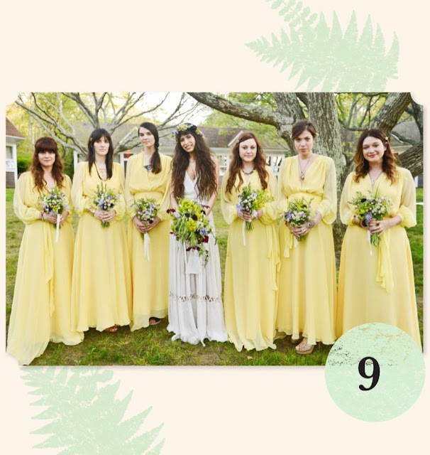 Bridesmaids Long Dresses