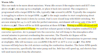 Won't run unless timing is at 30 degrees     - Ford Bronco Forum