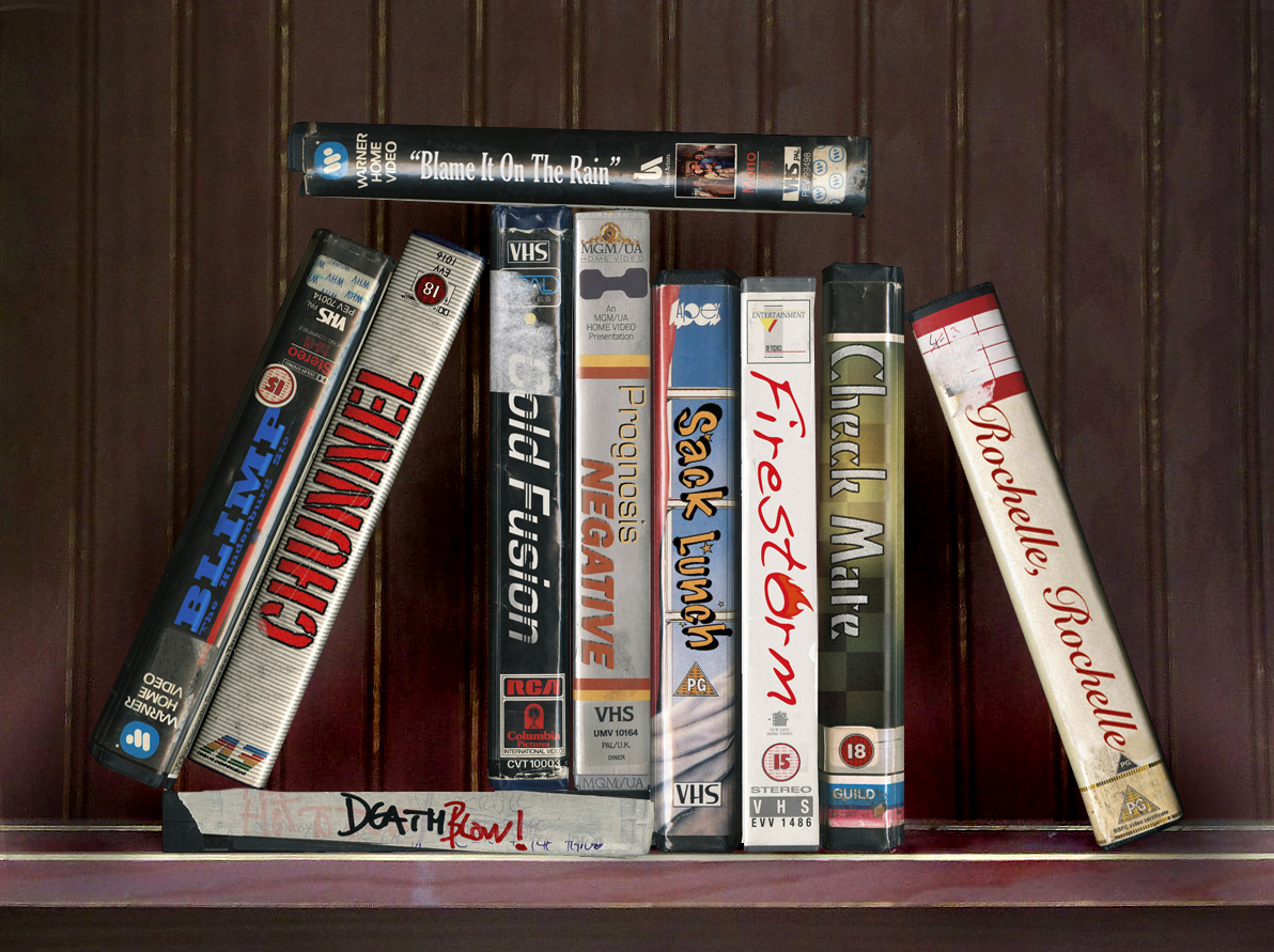 Ex-Rent Hell: Jerry Seinfeld\'s Video Shelf: Revealed!