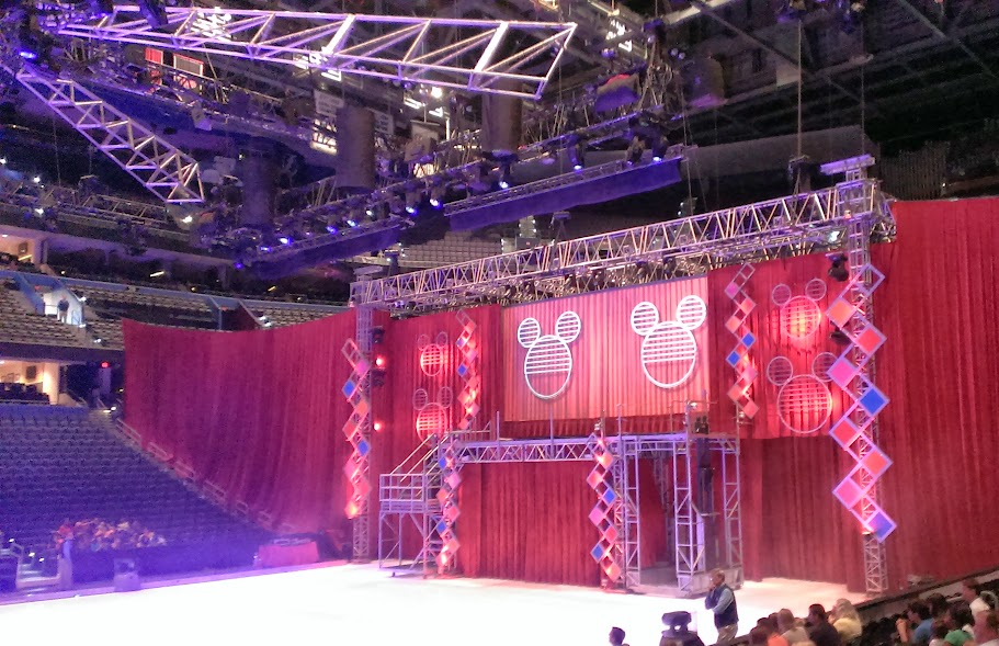 IMAG5036 Disney on Ice   Lets Celebrate {Review}
