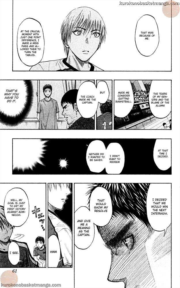 Kuroko no Basket Manga Chapter 63 - Image 15