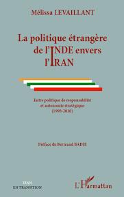 [Levaillant: La politique étrangère, 2012]