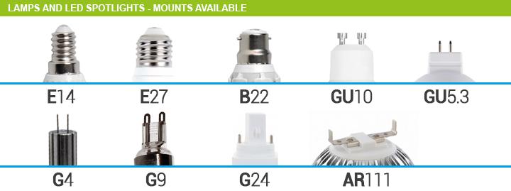Lampe ampoule filament led 4w e14 bougie 2700k lumi re for Tipi di led