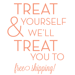 Treat yourself to free shipping at Style Therapy