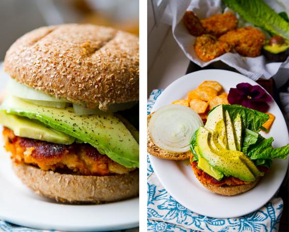 Vegan healthy food porn vegetarianveganraw food diets forums sweet potato bean burger26g forumfinder Image collections