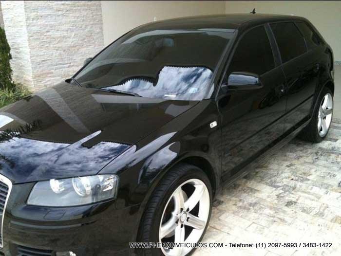 Audi A3 2007 Turbo S-Tronic semi-novo