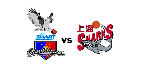 Smart Gilas vs Shanghai Sharks May 6-7, 2013 Tickets Prices