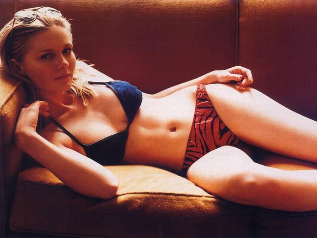 Most Beautifull Women - Kirsten Dunst Exclusive Wallpaper -4846