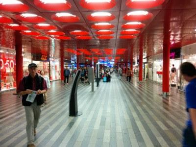 ЖД вокзал, Чехия