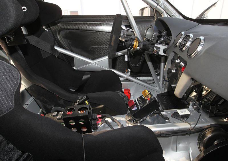 Audi Tt Gt4 Concept 2010
