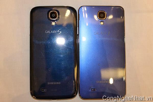SamSung GALAXY J (SC-02F) sức mạnh của Note 3