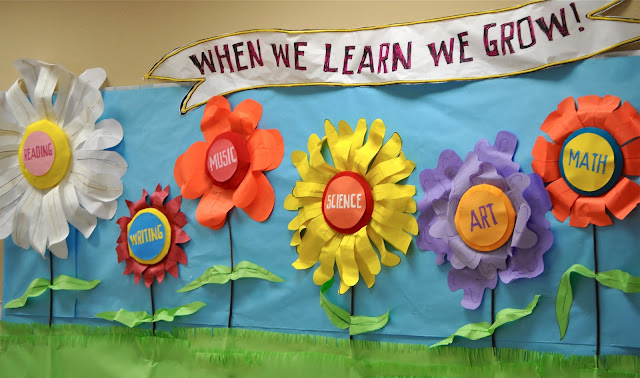 Ewe Hooo When We Learn Grow Fun With Flowers At School