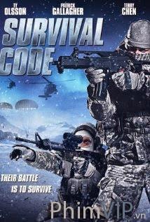 Mật Mã Sống Còn - Survival Code poster