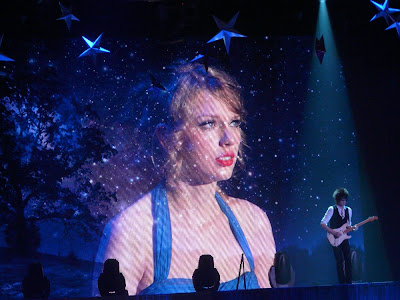 concert de Taylor Swift au Zénith de Paris