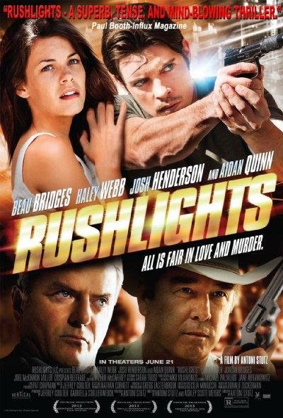 Poster Of English Movie Rushlights (2013) Free Download Full New Hollywood Movie Watch Online At alldownloads4u.com