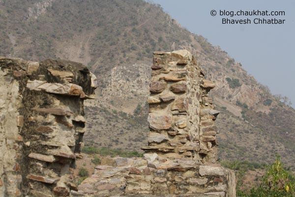 Bhangarh - Ruins