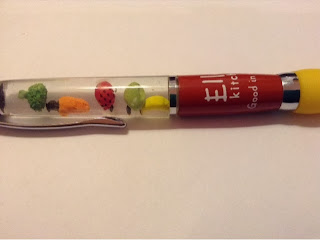 Ella's kitchen fruit pen