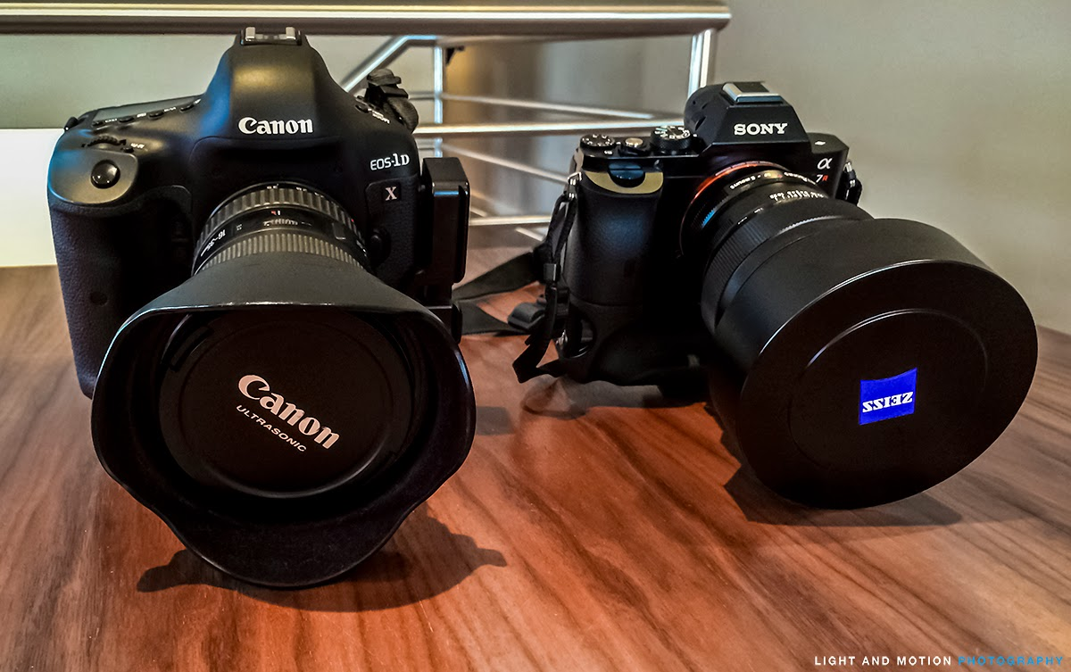 Sony A7R Review: Light and Motion Photography