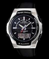 Jam Tangan Pria Tali Kulit Casio Standard : MTP-VS02L-7A