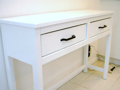 small sideboard table