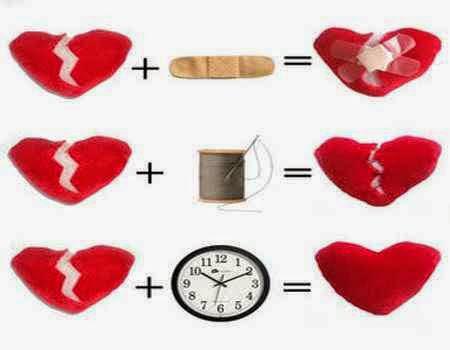 Tiempo para curar las heridas del corazon