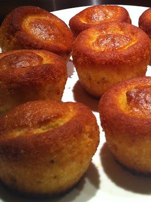 Muffin mit Krokant Geschmack