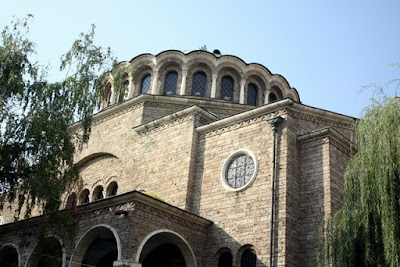 Hagia Nedelja Church in Sofia Bulgaria
