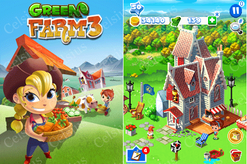 dedomil net - Mobile Games Forum - Game Green Farm 3 Hacked