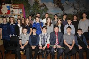 Встреча с С.Г.Блохиным (11 ноября 2014 г.)